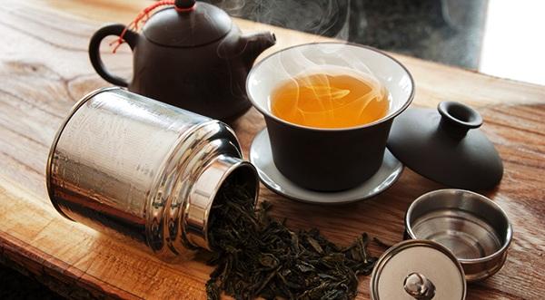 Чай улун молочный черный - Черный молочный чай - аромат и тепло..