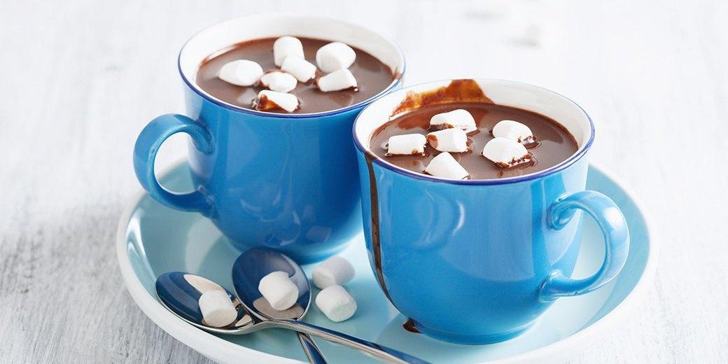 шоколад с кокосовым молоком - Два рецепта горячего шоколада - с кокосовым молоком и с мятой!