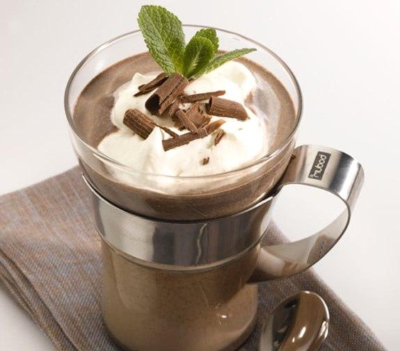 шоколад1 - Два рецепта горячего шоколада - с кокосовым молоком и с мятой!