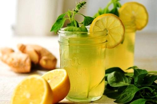 имбирный чай с мятой - Имбирный чай - польза и вред, а также рецепт!