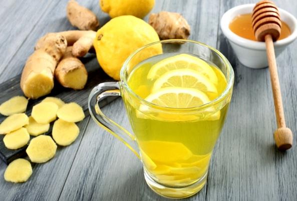 имбирный чай - Имбирный чай - польза и вред, а также рецепт!