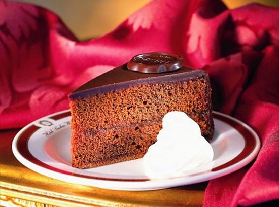 торт захер - Торт Захер - изысканность в простоте...