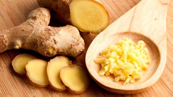 корень имбиря - Имбирный чай - польза и вред, а также рецепт!