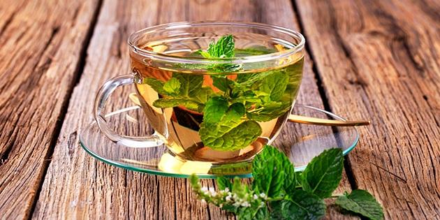 мятный чай - Чай с мятой - спокойствие, только спокойствие...