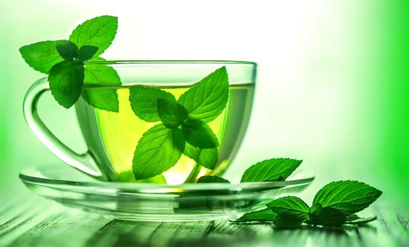 мятный чай1 - Чай с мятой - спокойствие, только спокойствие...