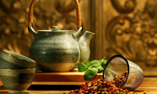 чай заваривание - Черный фруктовый чай - всегда лето...