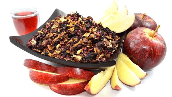 чай1 - Черный фруктовый чай - всегда лето...