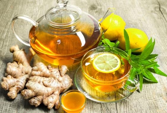 чай с имбирем - Имбирный чай - польза и вред, а также рецепт!