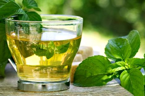 чай с мятой - Чай с мятой - спокойствие, только спокойствие...