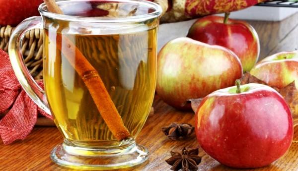 чай с яблоком - Имбирный чай - польза и вред, а также рецепт!