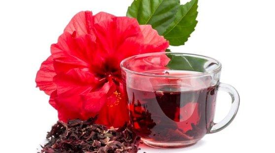 фруктовый чай и гибискус - Черный фруктовый чай - всегда лето...
