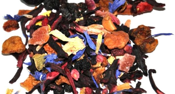 фруктовый чай - Черный фруктовый чай - всегда лето...