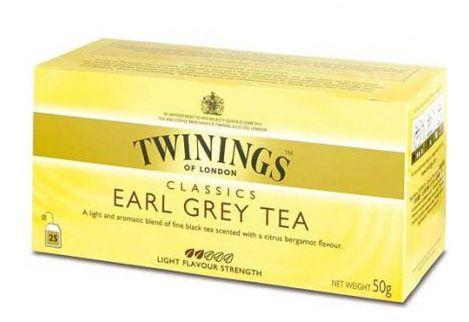 черный чай с бергамотом earl grey - Черный чай с бергамотом