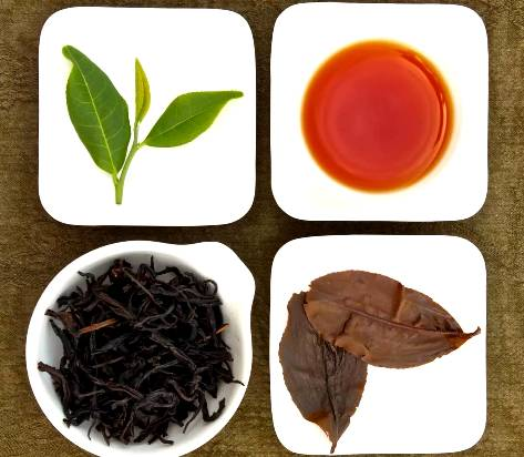 assam tea индийский черный чай