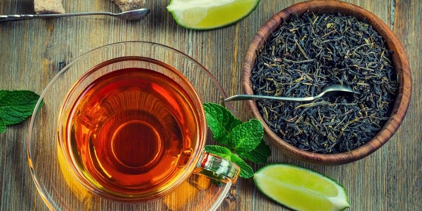 Darjeeling Tea - Индийский черный чай - пей и танцуй:)