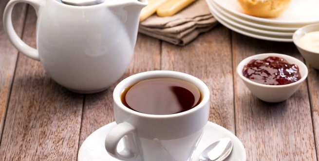 English Breakfast чай - Виды черного чая - глубокий согревающий вкус...