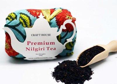 Nilgiri Tea - Индийский черный чай - пей и танцуй:)