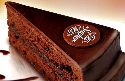 zaher торт - Торт Захер - изысканность в простоте...