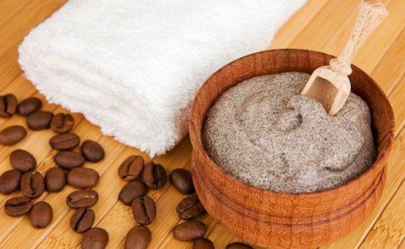 Кофейный скраб - Кофейный скраб для тела - почувствуй себя королевой!