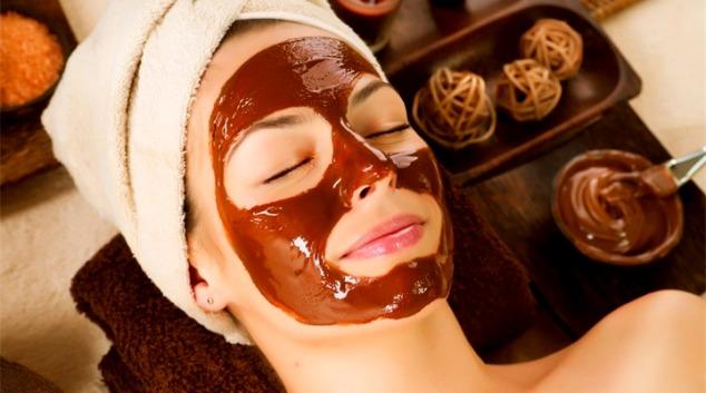 рецепт шоколадной маски - Ароматная красота - Шоколадная маска для лица