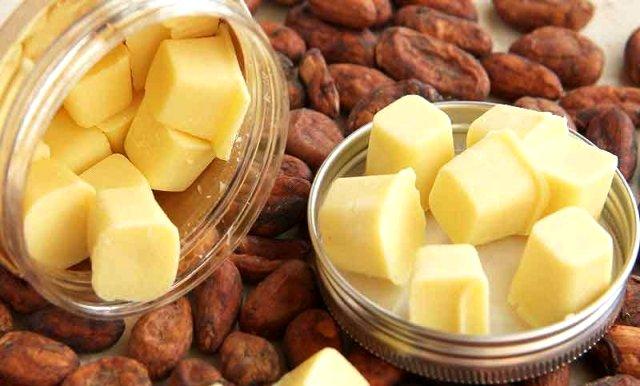 масло цвет - Масло какао - применение для лица и тела!
