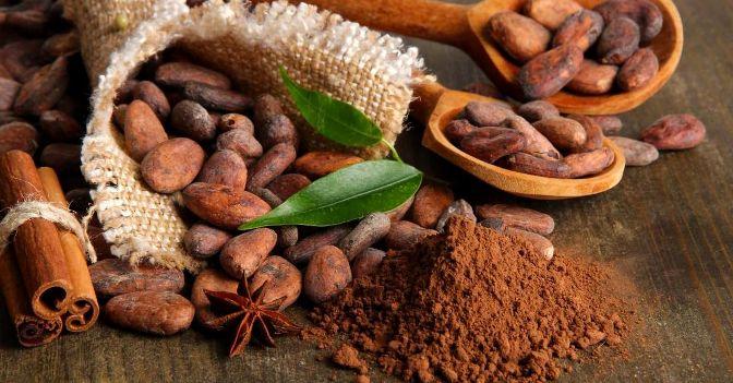какао порошок в косметологии