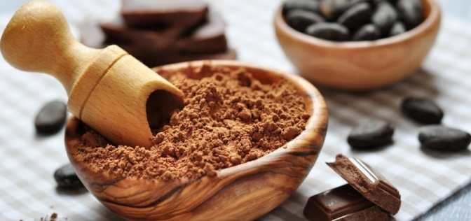 какао порошок для красоты