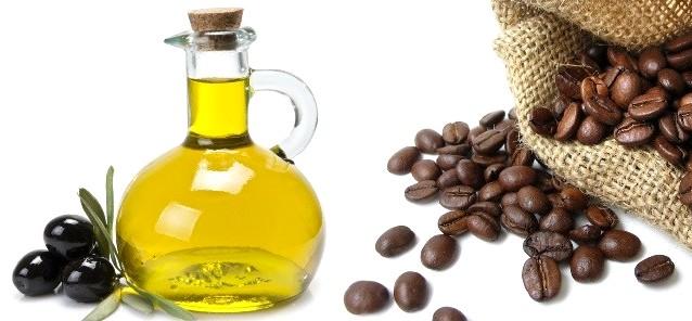 кофейный скраб для губ в домашних условиях с оливковым маслом - Домашний кофейный скраб для лица