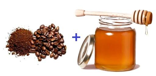 кофейный скраб для лица в домашних условиях с медом - Домашний кофейный скраб для лица