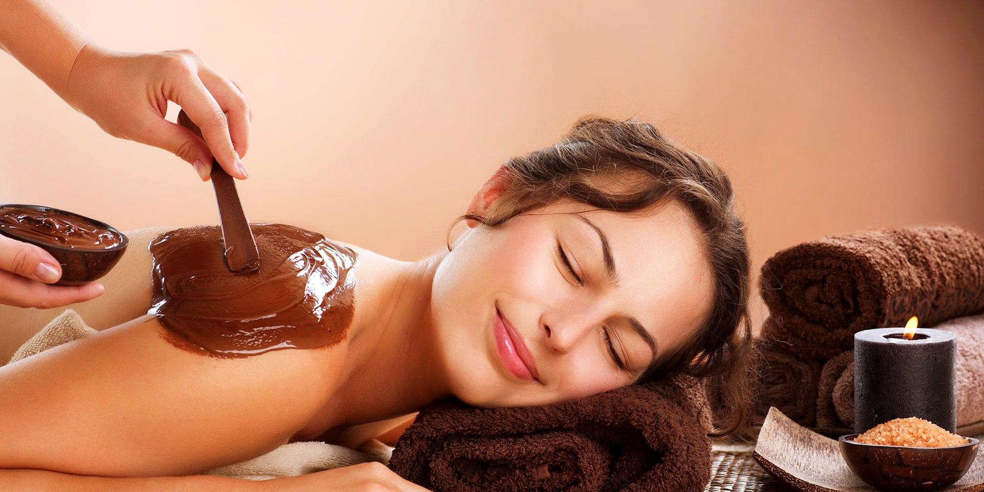из какао порошка - Какао порошок – самый вкусный и ароматный косметолог!