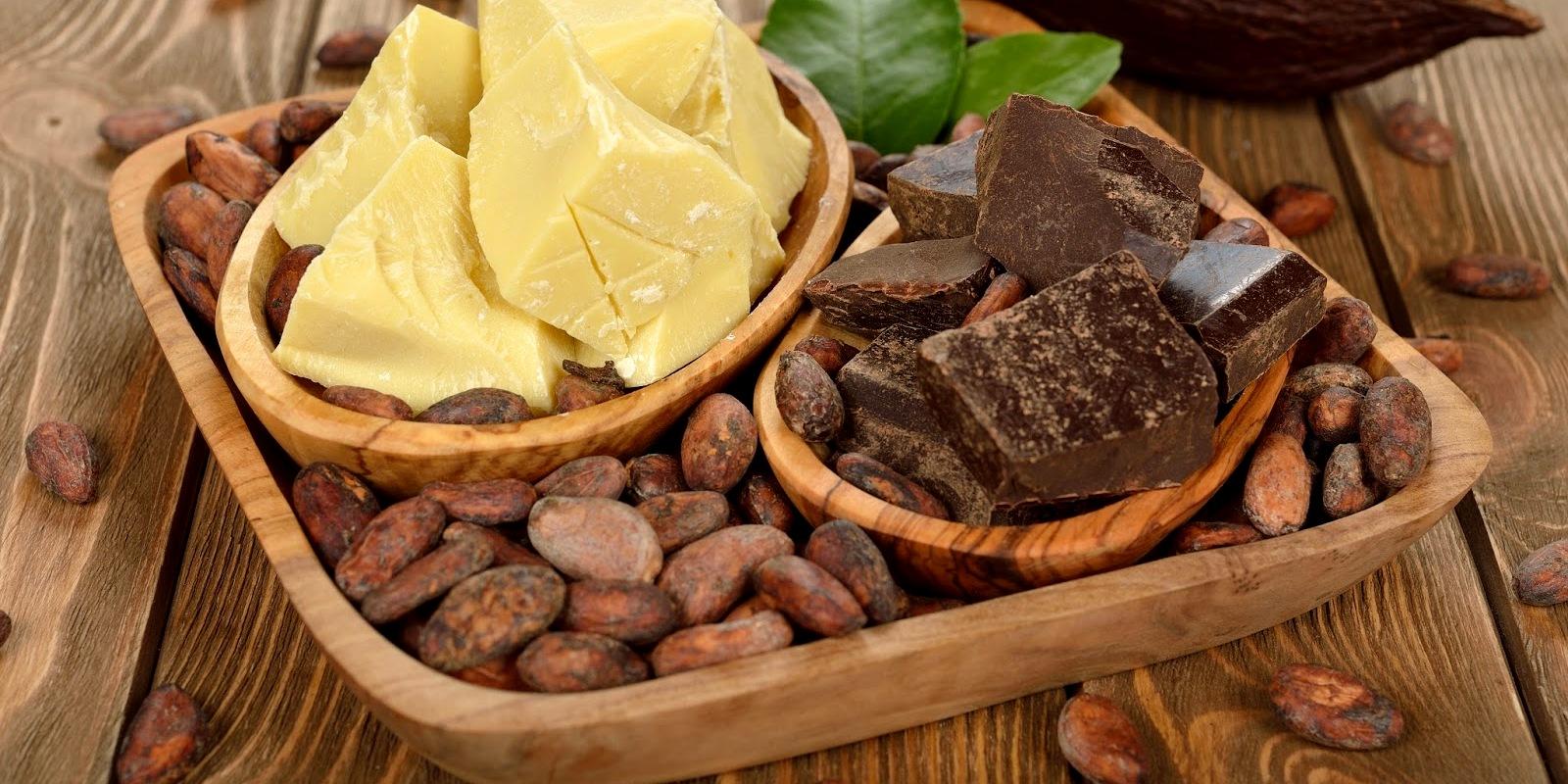 масло какао для лица - Масло какао - применение для лица и тела!