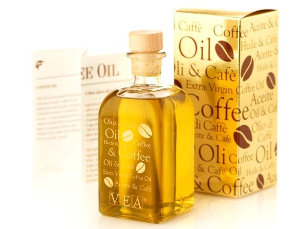 масло кофе