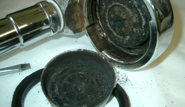 очистка кофемашины от кофейных масел