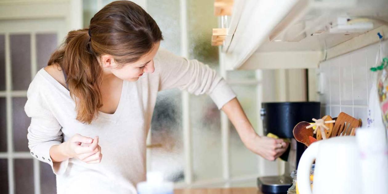кофемашины - Очистка кофемашины - Декальцинация