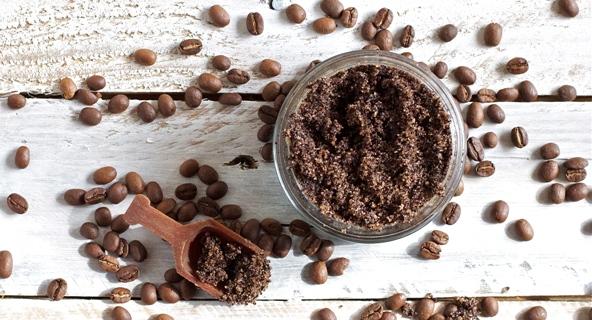 из кофейной гущи в домашних условиях2 - Кофейный скраб для тела - почувствуй себя королевой!