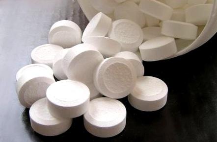 таблетки для удаления кофейных масел