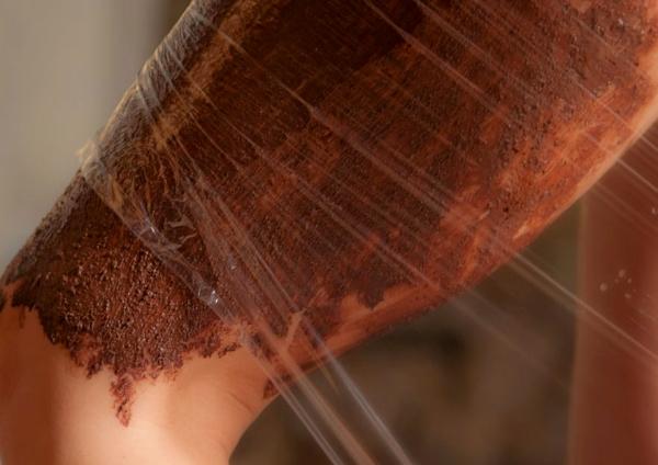 обертывание - Какао порошок – самый вкусный и ароматный косметолог!