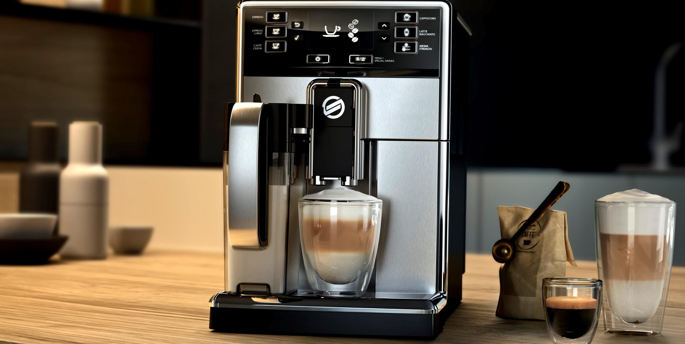 кофемашина - Комплексная чистка кофемашины