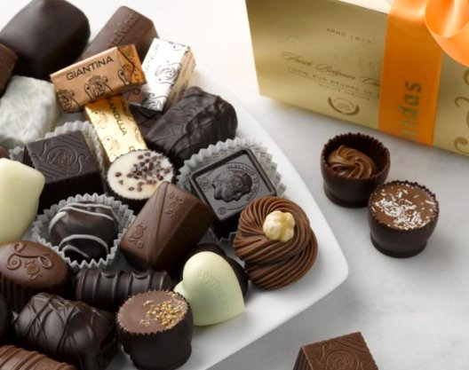 конфеты - Одни из самых лучших шоколадных магазинов в мире!
