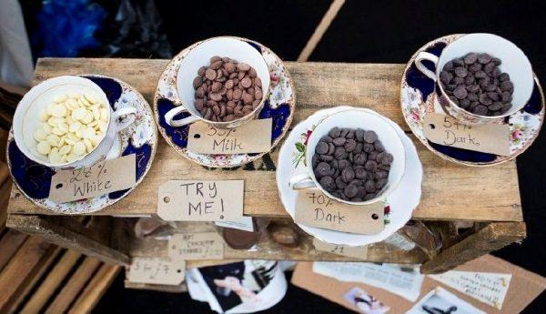 chocolate show в Лондоне