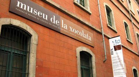 de la xocolata музей шоколада в Барселоне