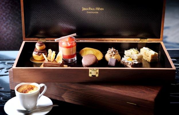 Jean Paul Hévin шоколадные конфеты - Одни из самых лучших шоколадных магазинов в мире!