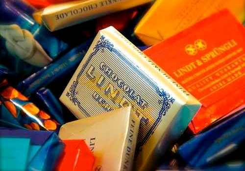Lindt Springli шоколад - Одни из самых лучших шоколадных магазинов в мире!