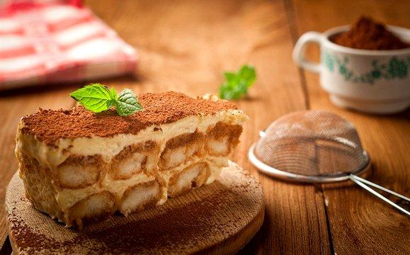 Tiramisu торт - Тирамису - простой рецепт!