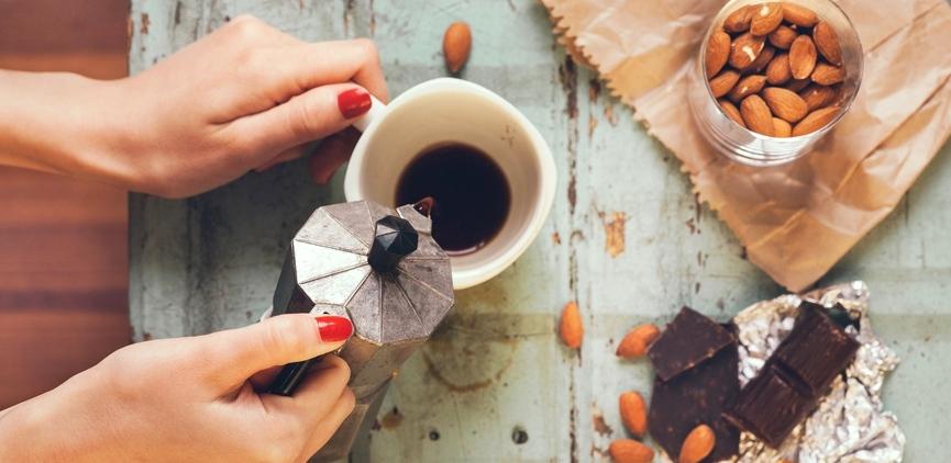 кофеварка - Гейзерные кофеварки