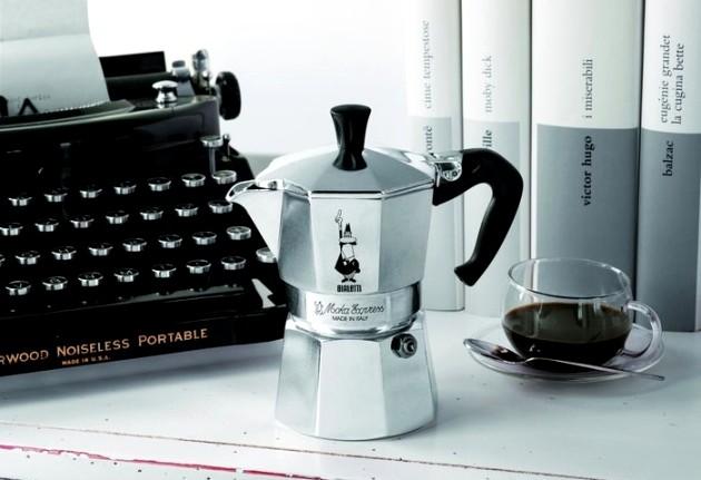 кофе из гейзерной кофеварки - Гейзерные кофеварки