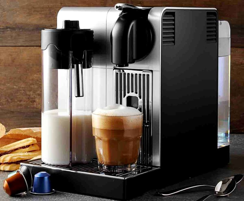 для капсул - Капсульные кофемашины- легко и красиво!