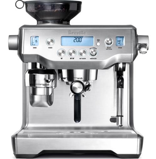1 - Эспрессо-комбайны - как приготовить вкусный кофе?