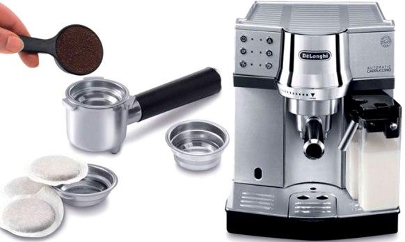 кофемашина - Чалдовые (порционные) кофемашины