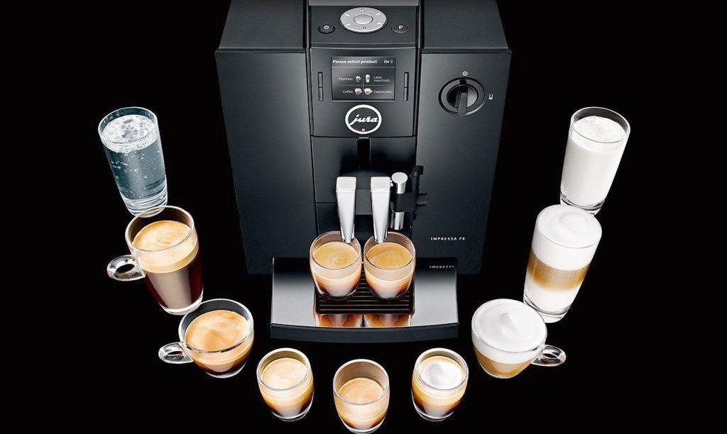 комбайны - Эспрессо-комбайны - как приготовить вкусный кофе?